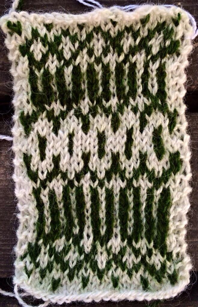 Summer (free stitch patterns) – String Geekery