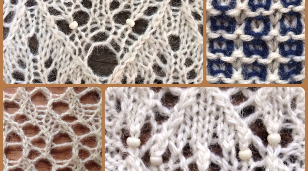 Open letter to designers who'd like to use my stitch patterns in their work.