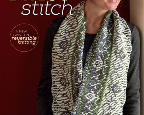 review of a book about Twigg stitch, a new knitting technique.
