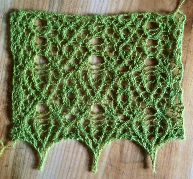 Knitting Pattern Generator : stitch patterns String Geekery