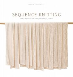 Book review of Sequence Knitting.