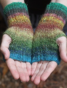 Meeting-of-the-waters mitts