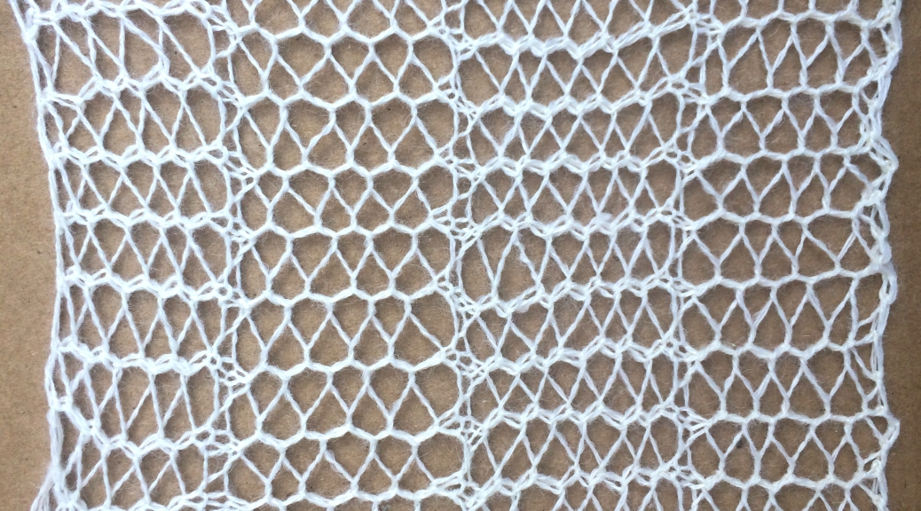 four kinds of lace mesh