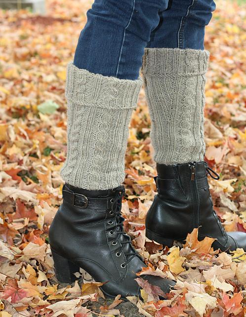 Parthenocissus leg warmers