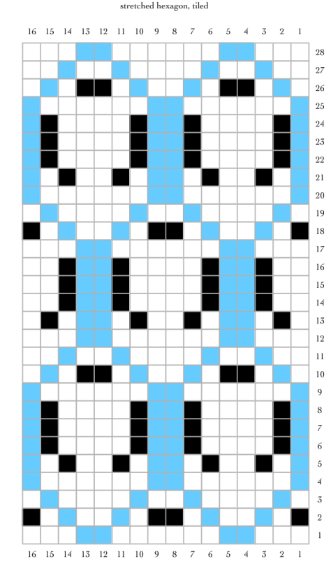 peace hexagons 2