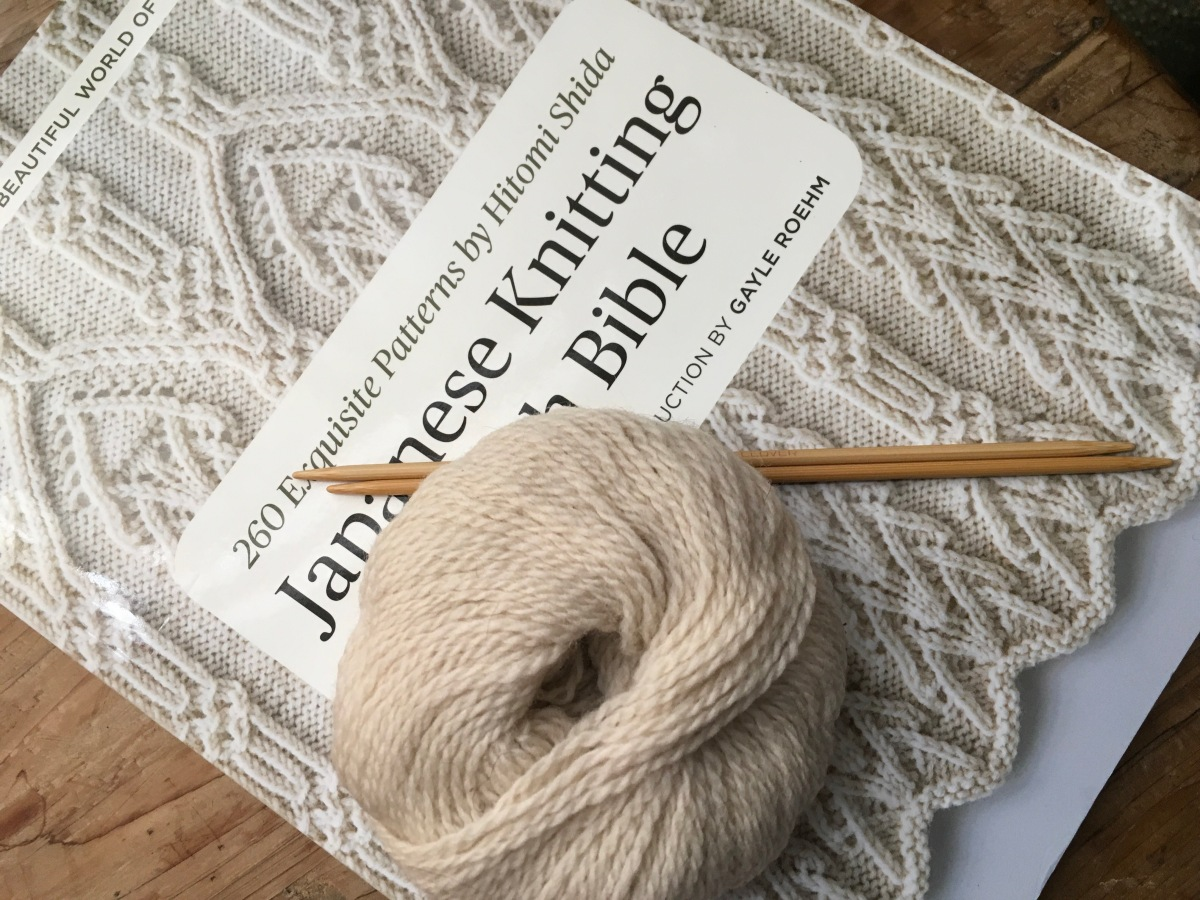 Japanese Knitting Stitch Bible A Book Review String Geekery