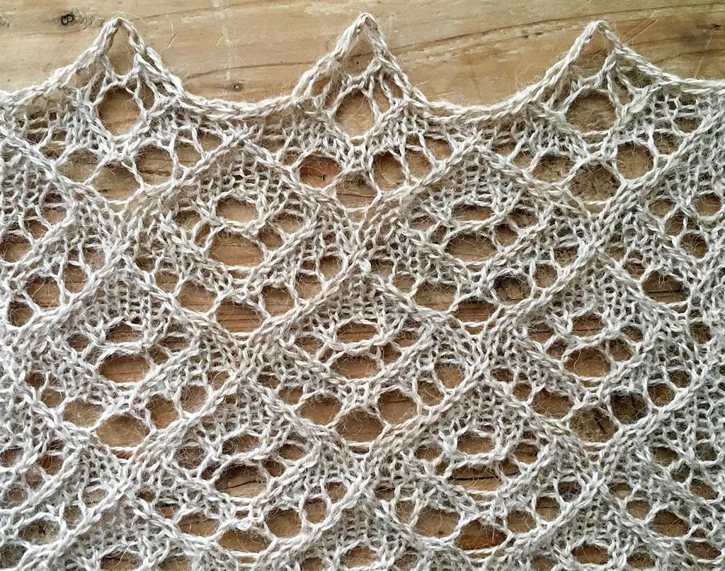 an upcoming stitch pattern