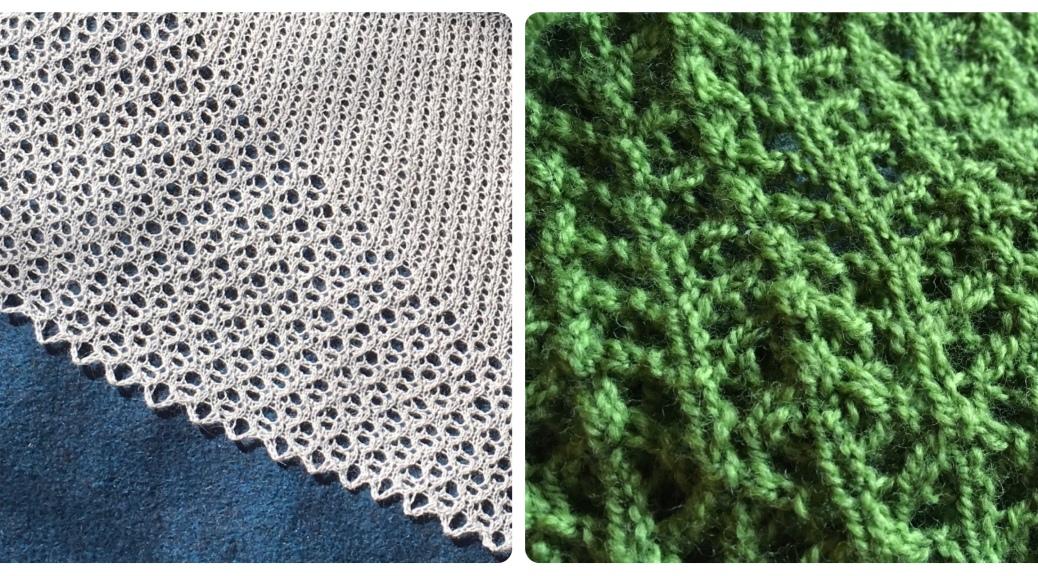 two shawls