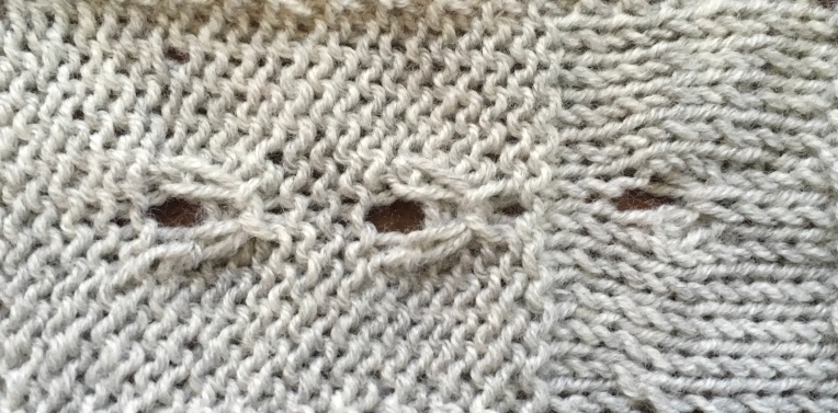 Three Tunnel eyelet variations