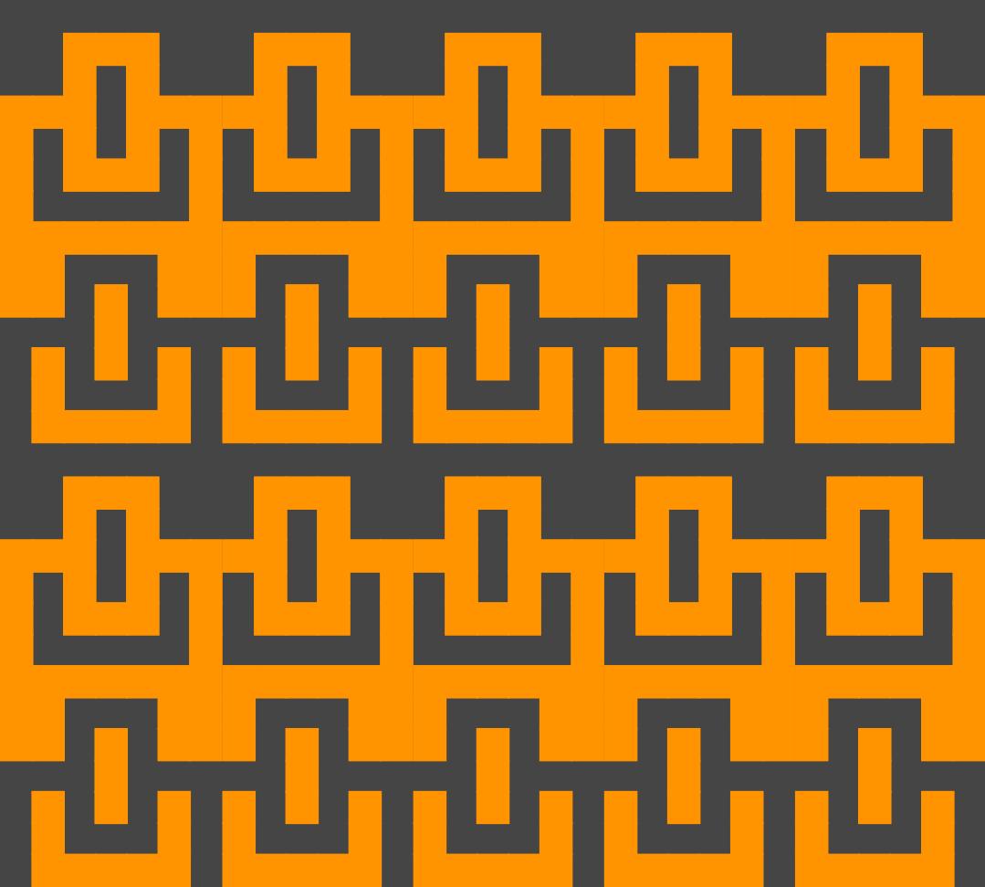 Wish: a mosaic knitting stitch pattern