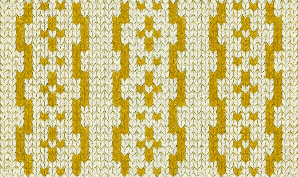 Honey: a free lace needlework chart for any craft, by Naomi Parkhurst