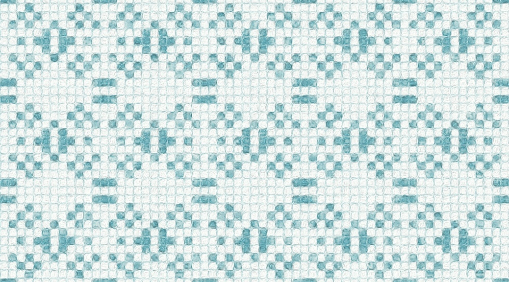 image showing Resist pattern repeated as an allover design